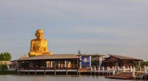 stor buddha bild Royaltyfria Bilder