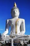 Stor Buddha för modell mycket Arkivbild