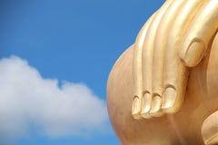 Stor Buddha Koh Samui Arkivbilder
