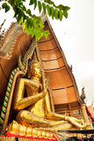 stor buddha staty Arkivfoto