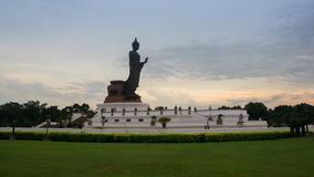 stor buddha staty Royaltyfri Foto