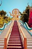Stor Buddha staty i Koh Samui, Thailand Royaltyfri Foto