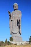 stor buddha statyushiku Arkivfoto