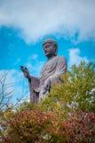 Stor Buddha ?Ushiku Daibutsu ?i Japan royaltyfria bilder