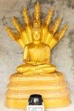 Stor Buddhamonument på ön av Phuket i Thailand Royaltyfri Fotografi