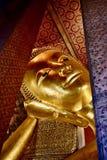 Stor Buddhatempel i Bangkok, Thailand arkivfoton