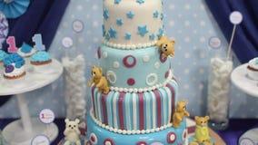 stor cake lager videofilmer