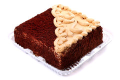 stor cakechoklad Royaltyfri Bild