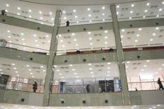 stor center shopping arkivfoton