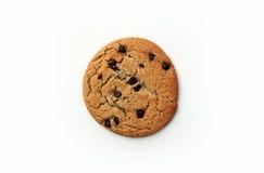 stor chipchokladkaka Arkivfoton