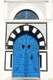 stor dörr Royaltyfri Fotografi