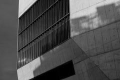 Stor detalj av huset av musik på Porto, Portugal Royaltyfria Foton