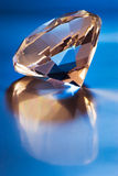 stor diamant Arkivbild