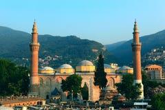 Stor eller storslagen moské arkivfoton
