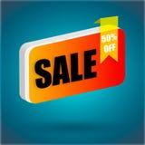 stor försäljning för baner Fotografering för Bildbyråer