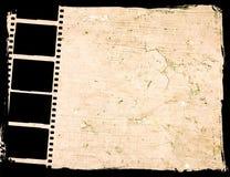 Stor filmremsa Arkivbild