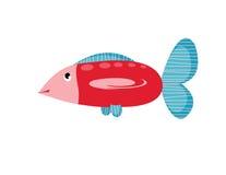 Stor fisk Fotografering för Bildbyråer