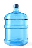Stor flaska av dricksvatten Royaltyfria Foton