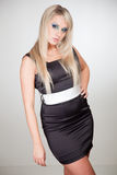 stor formatkvinna Royaltyfri Foto