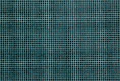 Stor fyrkantig sömlös textur av mosaiktegelplattor arkivbild