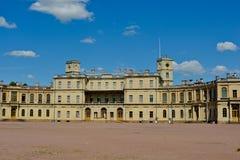 Stor Gatchina slott Royaltyfri Foto