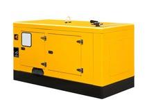 stor generator Royaltyfria Bilder