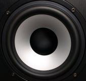 stor högtalare arkivbild