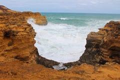 Stor havväg, Australien royaltyfria bilder