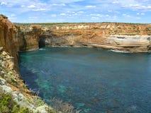 stor havväg grotta Arkivfoton