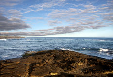 stor hawaii ö Arkivbilder