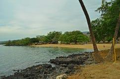 stor hawaii ö royaltyfria bilder