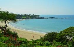 stor hawaii ö Fotografering för Bildbyråer