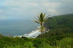 stor hawaii ö Royaltyfri Bild