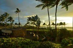 stor hawaii ö Royaltyfri Fotografi
