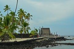 stor hawaii ö Royaltyfri Foto