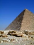 stor I-pyramid Royaltyfri Foto