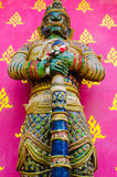Stor jätte- staty Royaltyfri Fotografi