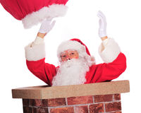 Stor julnedåttjack Arkivfoto