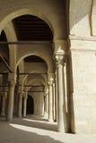 stor kairouan moské tunisia royaltyfria bilder