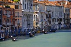 stor kanal Royaltyfria Bilder