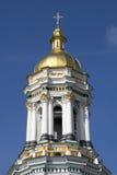 stor klocka Lavra i Kiev Royaltyfria Bilder