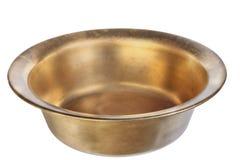 stor koppar för handfat Royaltyfri Foto