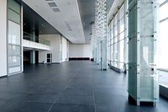 stor korridor royaltyfria bilder