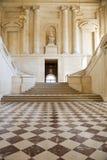 stor korridorstaricase Royaltyfri Bild