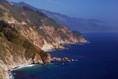 stor kustsur Fotografering för Bildbyråer