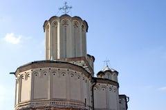 stor kyrka royaltyfria bilder