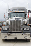 stor lastbil Arkivfoton