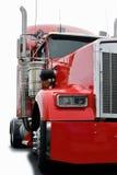 stor lastbil Arkivfoto