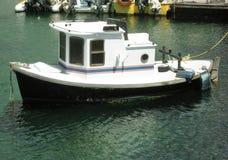 Stor liten bogserbåt Royaltyfri Foto