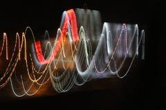 stor ljus deltagarekapacitet för effekter Royaltyfria Foton